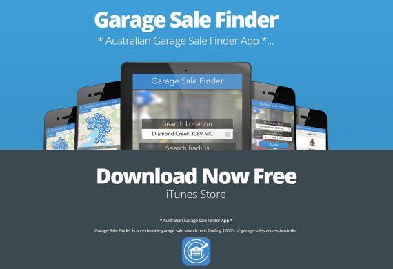 Garage Sale Finder