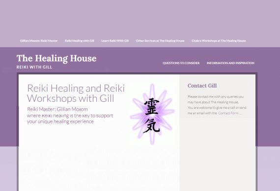 The Healing House